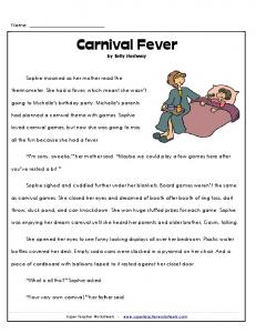 Carnival Fever by Kelly Hashway