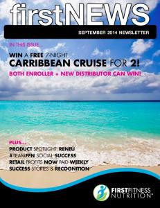CARRIBBEAN CRUISE FOR 2!