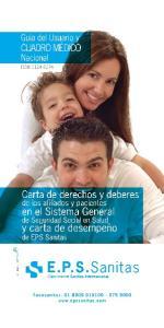 CARTA DE DERECHOS DE LOS AFILIADOS Y DE LOS PACIENTES EN EL SISTEMA GENERAL DE SEGURIDAD SOCIAL EN SALUD