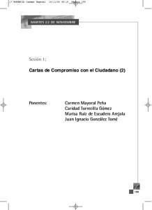 Cartas de Compromiso con el Ciudadano (2)
