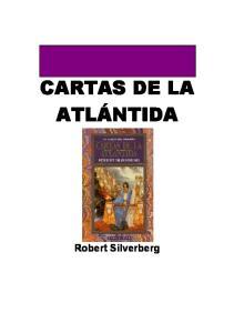 CARTAS DE LA ATLÁNTIDA