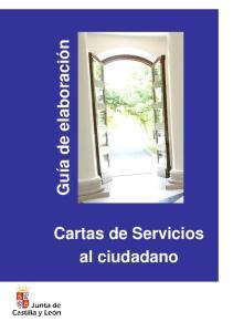 Cartas de Servicios al ciudadano