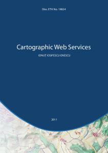 Cartographic Web Services