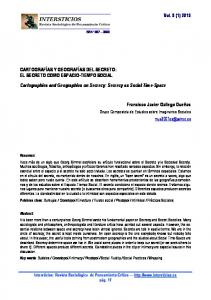 Cartographies and Geographies on Secrecy: Secrecy as Social Time-Space