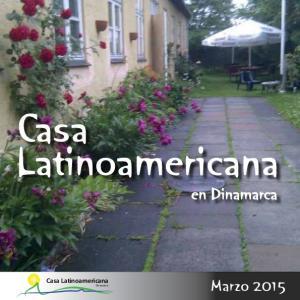 Casa Latinoamericana Dinamarca. Casa Latinoamericana Dinamarca