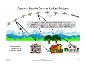 Case 4 Satellite Communications Systems