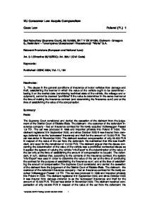 Case Law Poland (PL) 1