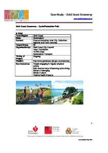 Case Study Gold Coast Oceanway