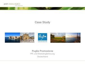 Case Study Puglia Promozione