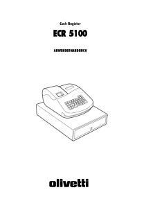 Cash Register ECR 5100 ANWENDERHANDBUCH