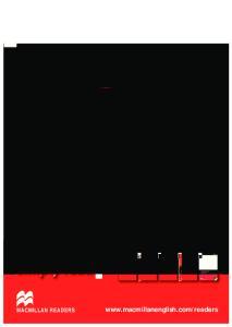 Casino Royale Ian Fleming MACMILLAN READERS.  MACMILLAN READERS