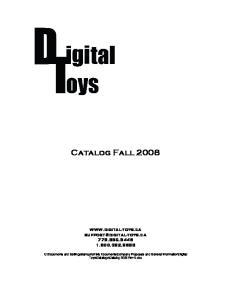 Catalog Fall