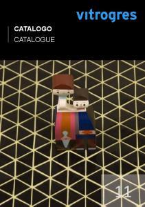 CATALOGO CATALOGUE 11