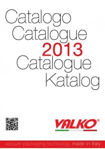 Catalogo Catalogue 2013 Catalogue Katalog