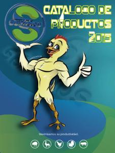 CATALOGO DE PRODUCTOS 2015