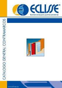 CATALOGO GENERAL CoNTRAMARCOS