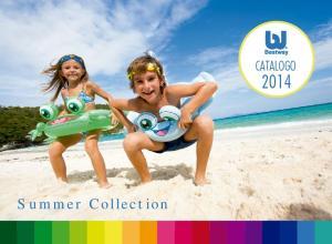 CATALOGO. Summer Collection