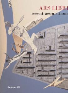 Catalogue 136 ARS LIBRI. recent acquisitions