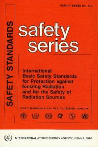 CATEGORIES IN THE IAEA SAFETY SERIES