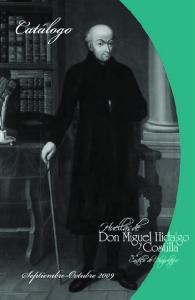 Caudillo de cien rostros y miles de significados, Miguel Hidalgo y Costilla