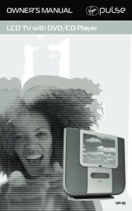 CD Player VP-10