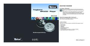 CD - Player