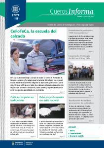 CeFoTeCa, la escuela del calzado