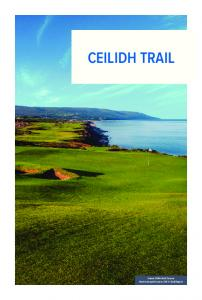 Ceilidh Trail. Cabot Cliffs Golf Course Best new golf course 2015 Golf Digest