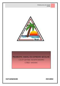 C.E.I.P. San Blas. Alicante ( )
