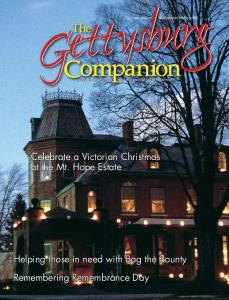 Celebrate a Victorian Christmas at the Mt. Hope Estate