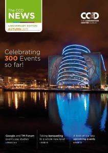 Celebrating 300 Events so far!