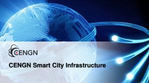 CENGN Smart City Infrastructure