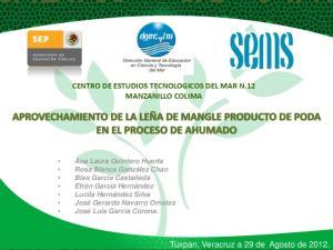 CENTRO DE ESTUDIOS TECNOLOGICOS DEL MAR N.12 MANZANILLO COLIMA