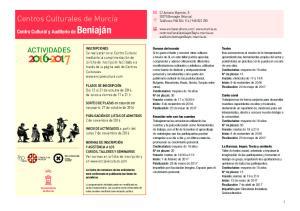 Centros Culturales de Murcia