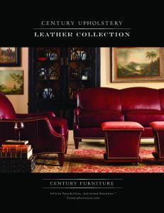 Century is a registered trademark of Century Furniture, LLC