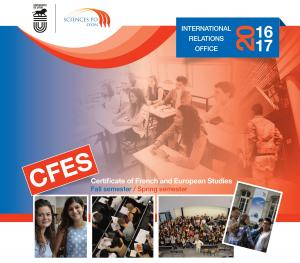 Certificate of French and European Studies