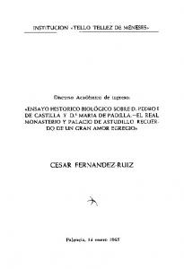 CESAR FERNANDEZ-RLIIZ