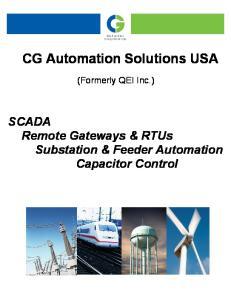 CG Automation Solutions USA