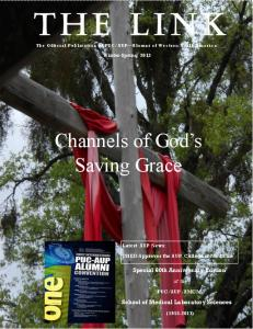Channels of God s Saving Grace