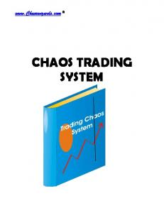 CHAOS TRADING SYSTEM