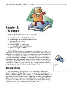 Chapter 2: The Basics