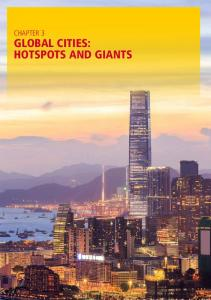 CHAPTER 3 GLOBAL CITIES: HOTSPOTS AND GIANTS