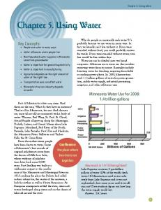 Chapter 5. Using Water