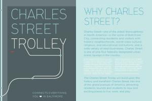 CHARLES STREET TROLLEY