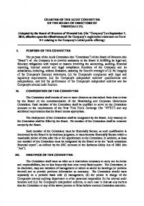 CHARTER OF THE AUDIT COMMITTEE OF THE BOARD OF DIRECTORS OF YIRENDAI LTD