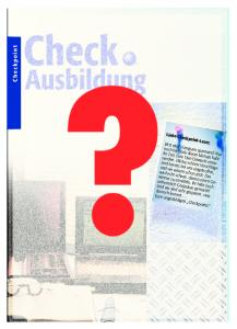 Checkpoint. Liebe Checkpoint-Leser,