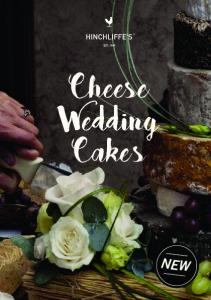 Cheese Wedding Cakes NEW