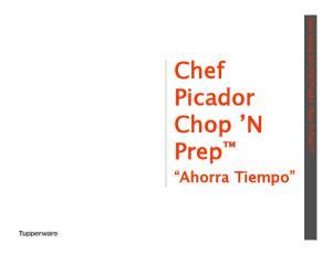 Chef Picador Chop N Prep