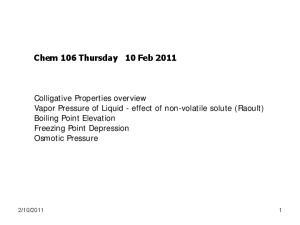 Chem 106 Thursday 10 Feb 2011