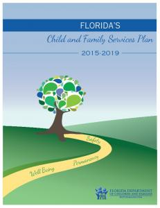 Child and Family Services Plan